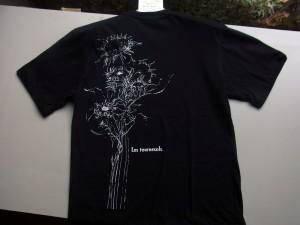 オリジナルTシャツ、到着!