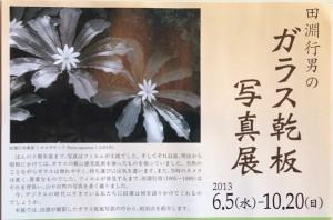 A定例会〜田淵記念館へ。