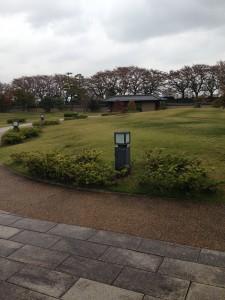 富山県水墨美術館へ(2)