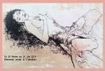 femmes nues à l'atelier アトリエの裸婦 展