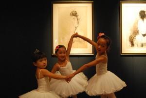 三姉妹♡バレリーナ