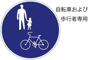 自転車利用の方へのお知らせ