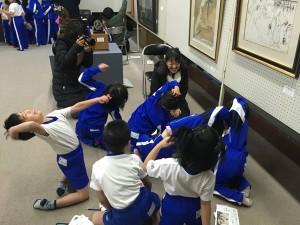 学校展2018@豊科北小編